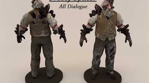 Frosty Splicer Dialogue (Bioshock-Frosty Splicer