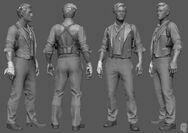 Booker Sculpt Sheet