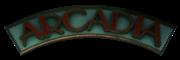 Insegna Arcadia