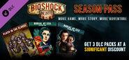 BioShock Infinite Season pass header