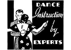 Dance Instruction Clip Art Higher Standards Ad