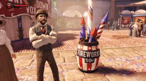 "Bioshock Infinite HD ""Wild Prairie Roses"" Full In Game Song at the Fair"