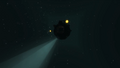 Bathysphere in action.png
