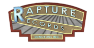 Rapture Records Sign