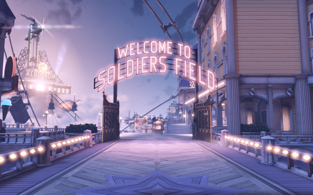 File:BioShock Infinite - Soldier's Field - Main Street Entrance f0816.png
