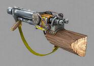 BioShock Shotgun Concept Art5