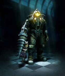 Subject-delta-bioshock-2-artwork