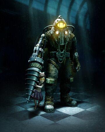 Subject Delta Bioshock Wiki Fandom
