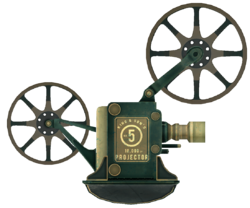 King and Son's projector render