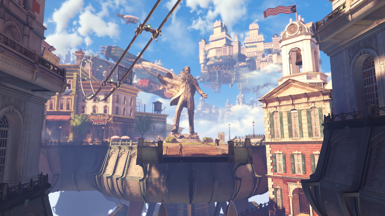 BioShock Infinite Locations | BioShock Wiki | FANDOM powered