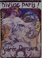 Paris poster 12 - Divine Paris