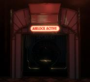 Securis airlock