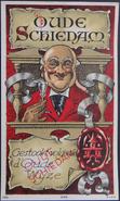 Oude Schiedam label