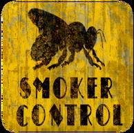 Smoker Control sign