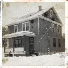 <i>Una imagen del supuesto hogar de Jack.</i>