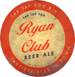Ryan club beerale