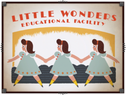 Little Wonders Educational Facility poster