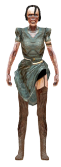 Corpse Female Bioshock