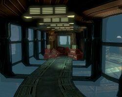 BioShock 2-Inner Persephone - Augustus Sinclair lifeboat TNT f0361