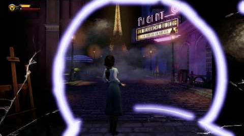 Bioshock Infinite - Paris Tear Scene - PC Ultra Settings