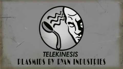 Bioshock plasmid telekines