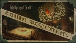 Fighting Mcdonagh's Postcard
