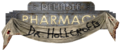 Dr Hollcrofts Pharmacy Sign.png