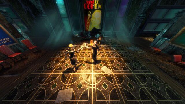 File:Dancing Splicers in Cohen's Apartment.jpg