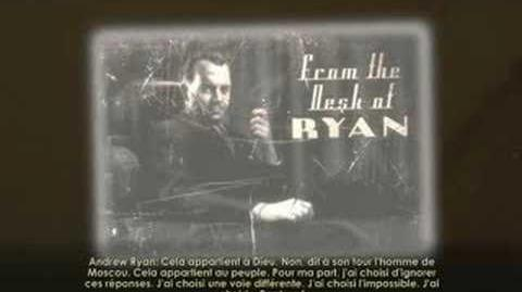Film d'introduction à Rapture par Andrew Ryan-0