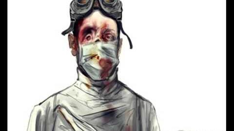 BioShock Splicer Dialogue - Dr. Grossman