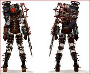 Bioshock 2 big sister