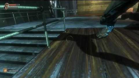 Bioshock - Fontaine battle (spoilers)