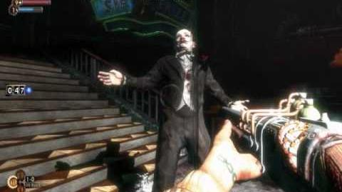 Crazy BioShock Scene