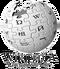 Logo wikipedia french