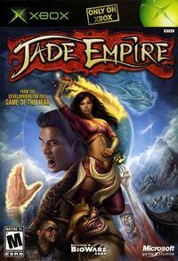 Jade Empire Coverart