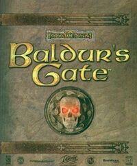 Baldur's Gate box2
