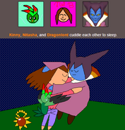 Cuddling with Dragonlord