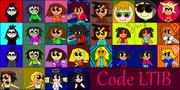 Code LTIB (October 2018)