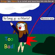 Drogo Kills Mario