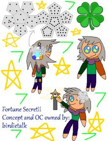 Fortune Secretii (Concept)