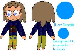 Ricco Secretii (Concept)