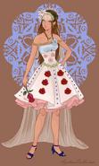 Lily (Wedding Dress Design)