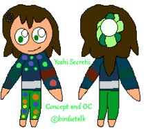 Yoshi Secretii (Concept)