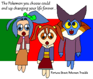 Fortune Street: Pokemon Trouble