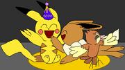 Pikachu's PokeCelebration