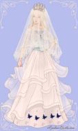 Turbo (Wedding Dress Design)