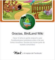 Gracias Birdland