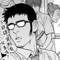 Hasegawa primo piano