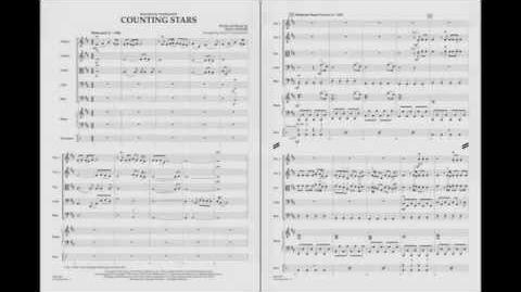 Counting Stars arranged by Sean O'Loughlin
