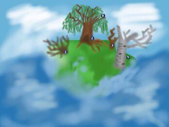 Water Osprey camp